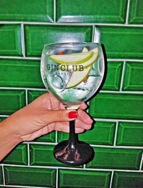 DRINKS E GINS ELABORADOS